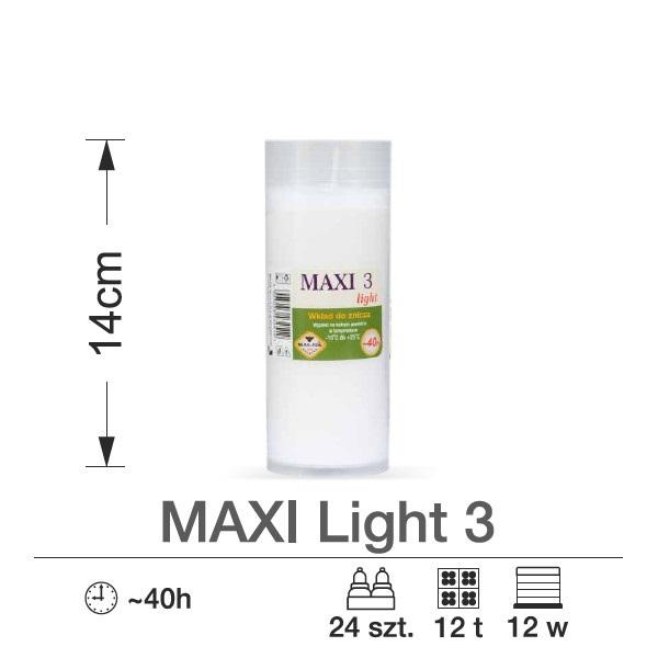 wkład maxi light
