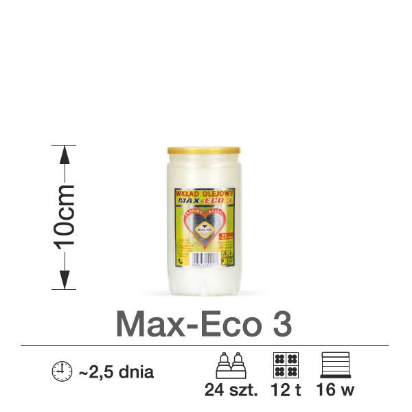 wkłady max eco