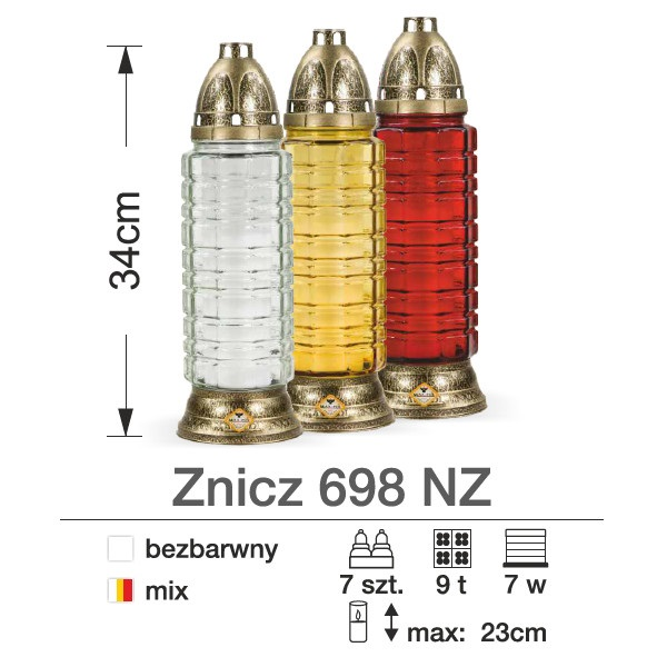 znicz 698 NZ