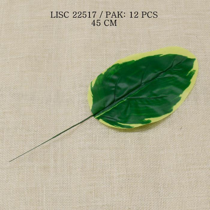 liście do bukietów