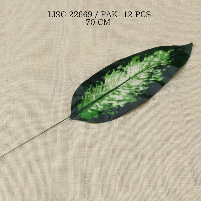 bukiety sztuczne liście