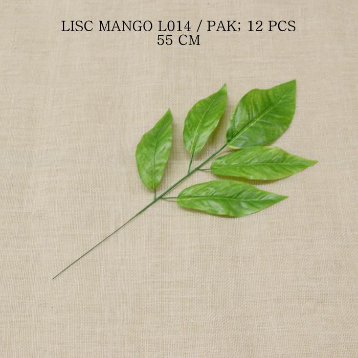 sztuczne liście do stroika