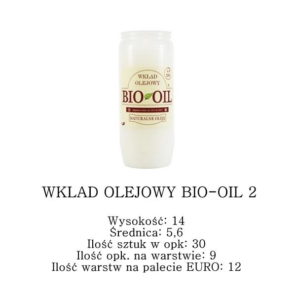 wkłady olejowe