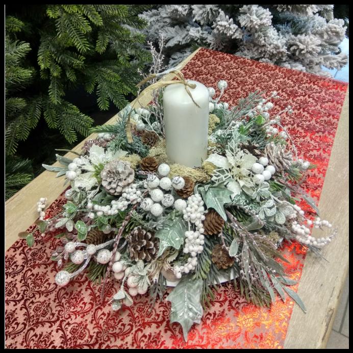 stroik świąteczny molkip