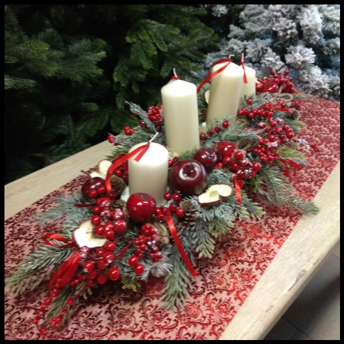 stroik duży świąteczny