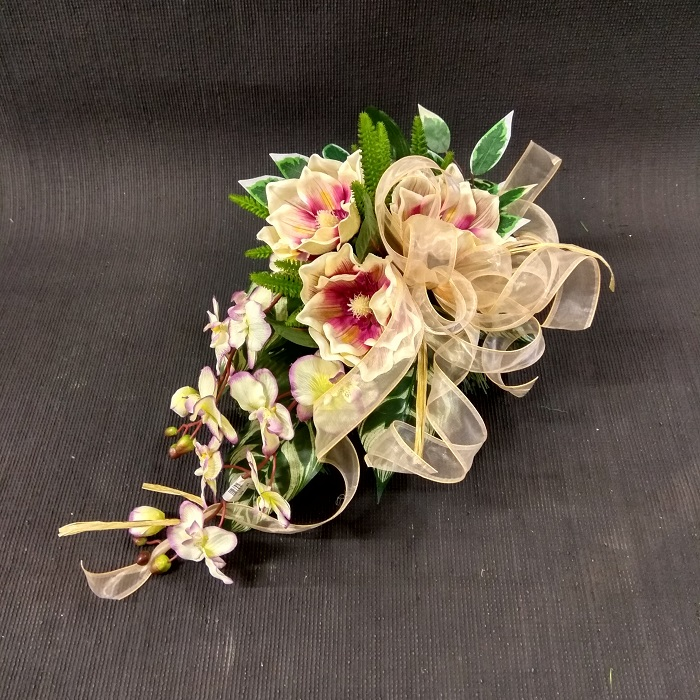 kompozycja magnolia