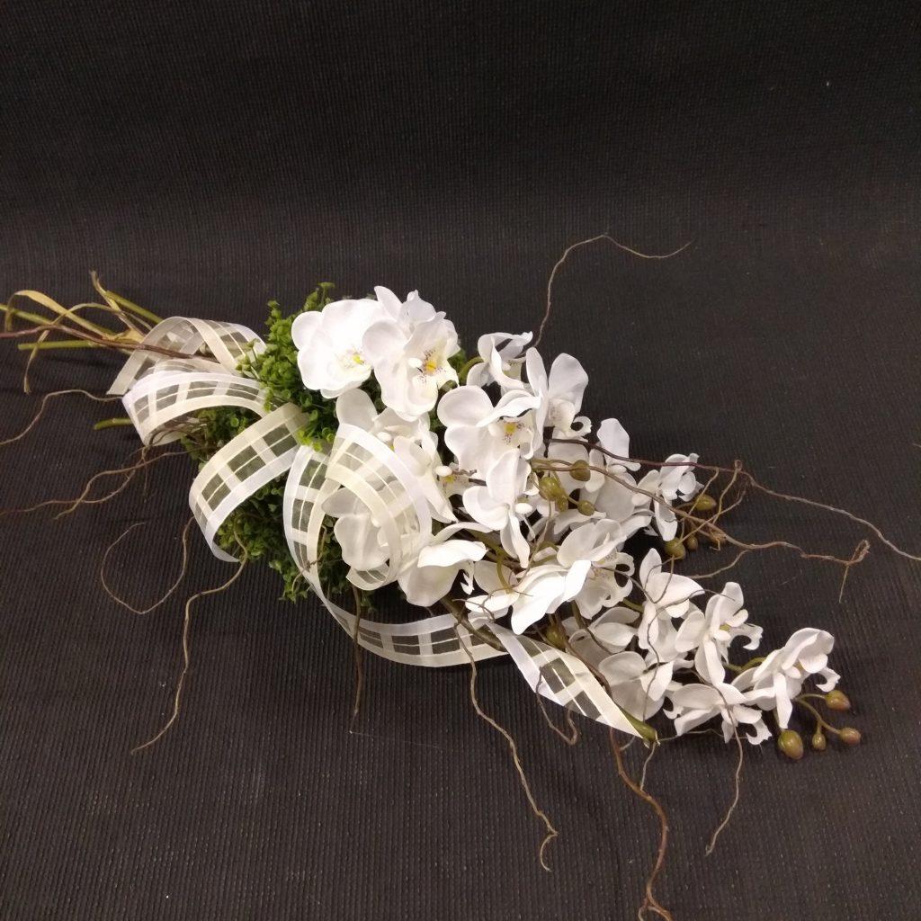 storczyk stroik na grób